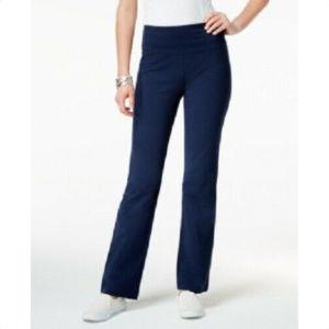 Style & Co Womens Pull On Straight Leg Pants, XXL
